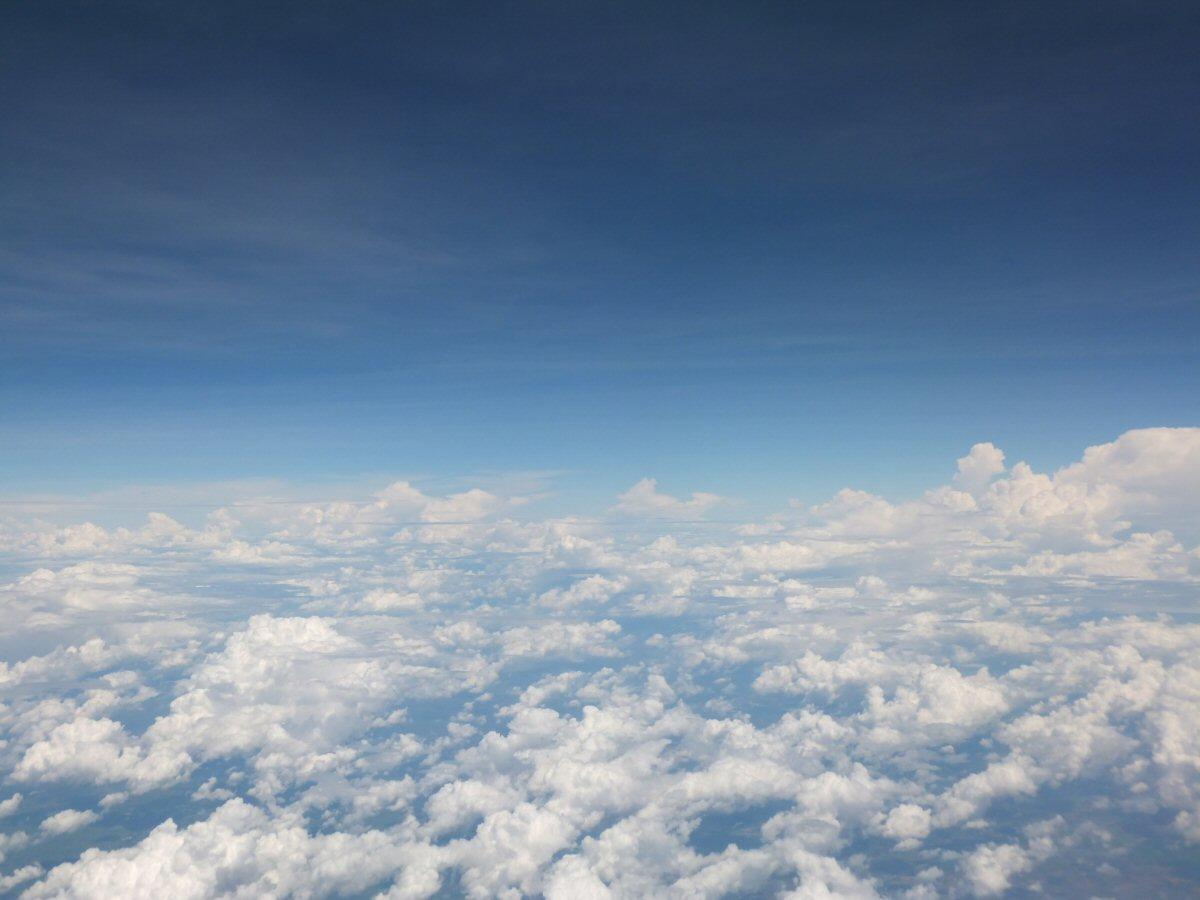 上空8000m:がお~んの日記:So-...
